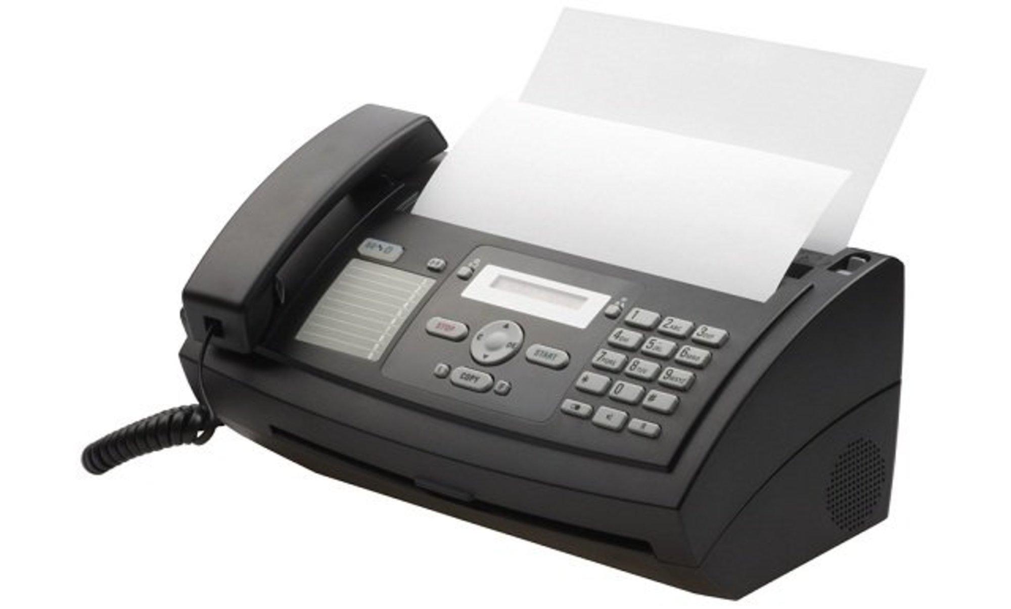 fax filing attempt can interrupt prescription