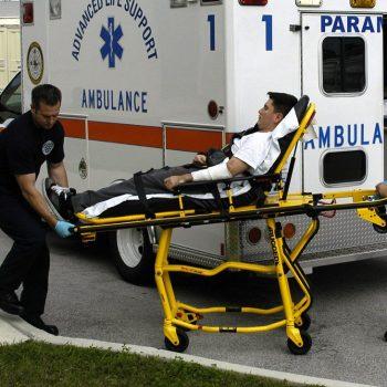 ambulance personal injury