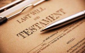Successions & Probate - estate planning