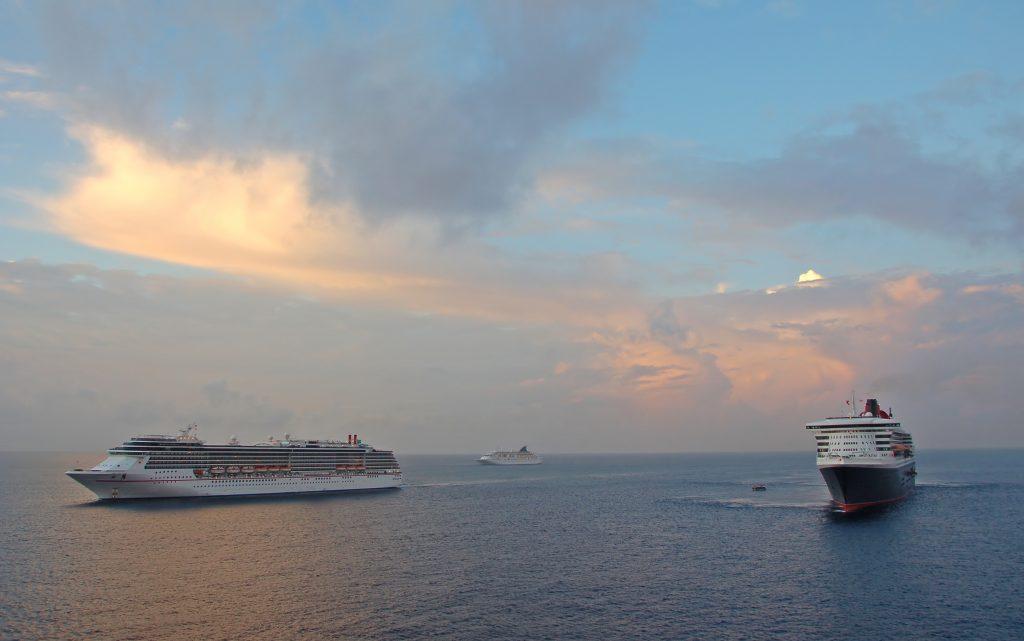 maritime law - cruise ship injury